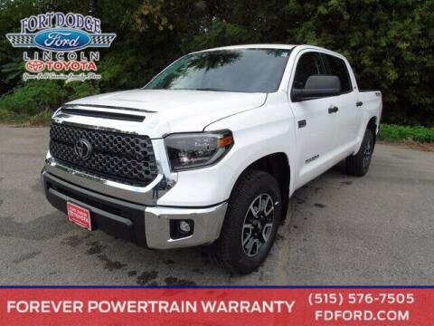 2021 Toyota Tundra for sale at Fort Dodge Ford Lincoln Toyota in Fort Dodge IA
