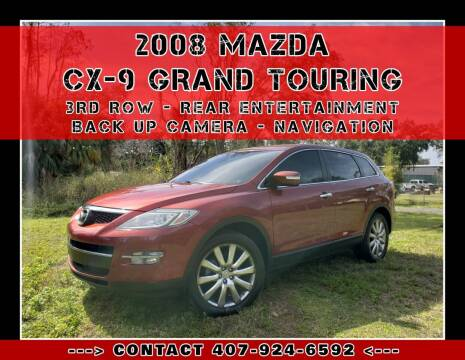 2008 Mazda CX-9 for sale at AFFORDABLE ONE LLC in Orlando FL