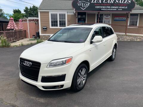 2009 Audi Q7 for sale at Lux Car Sales in South Easton MA