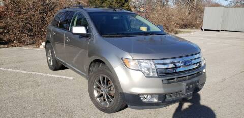 2008 Ford Edge for sale at speedy auto sales in Indianapolis IN