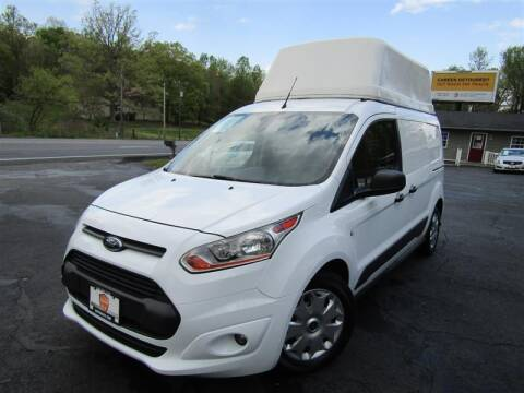 2017 Ford Transit Connect Cargo for sale at Guarantee Automaxx in Stafford VA