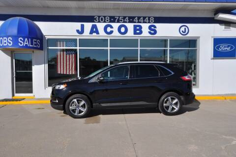 2019 Ford Edge for sale at Jacobs Ford in Saint Paul NE