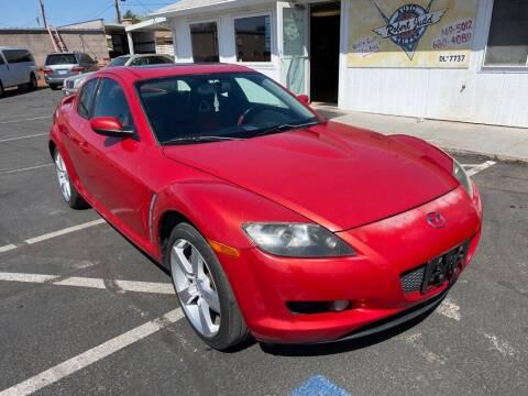 2004 Mazda RX-8 for sale at Robert Judd Auto Sales in Washington UT