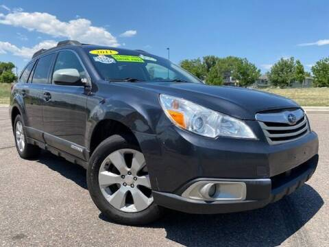 2011 Subaru Outback for sale at UNITED Automotive in Denver CO