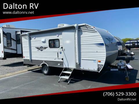 2021 Forest River Shasta Oasis 18BH for sale at Dalton RV in Dalton GA