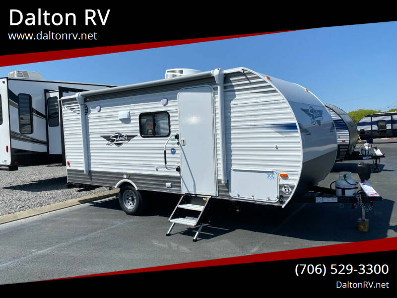 2021 Forest River Shasta Oasis 18BH for sale at Dalton RV in Dalton GA