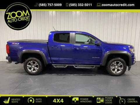 2017 Chevrolet Colorado for sale at ZoomAutoCredit.com in Elba NY