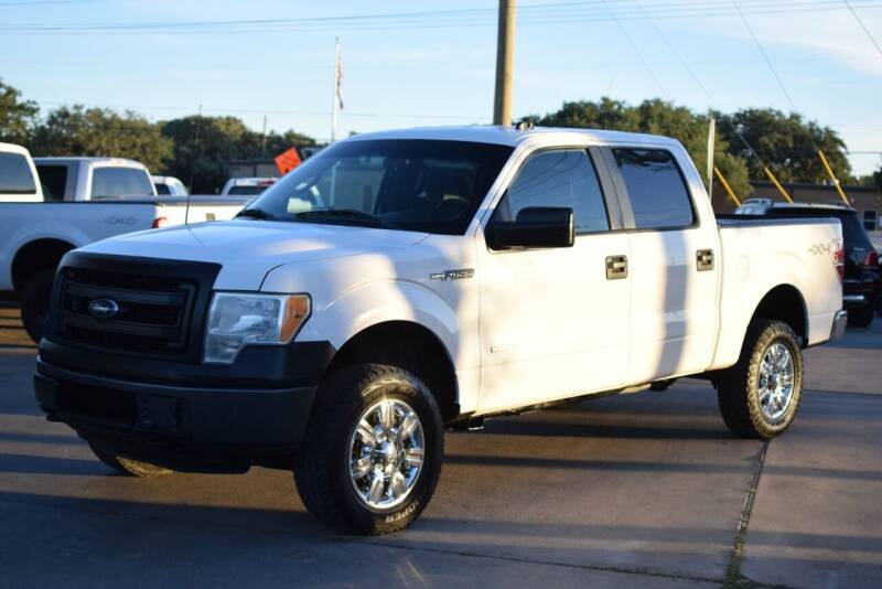 2013 Ford F-150 for sale at Capital City Trucks LLC in Round Rock TX