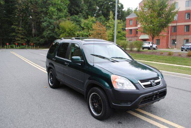 2003 Honda CR-V for sale at Source Auto Group in Lanham MD