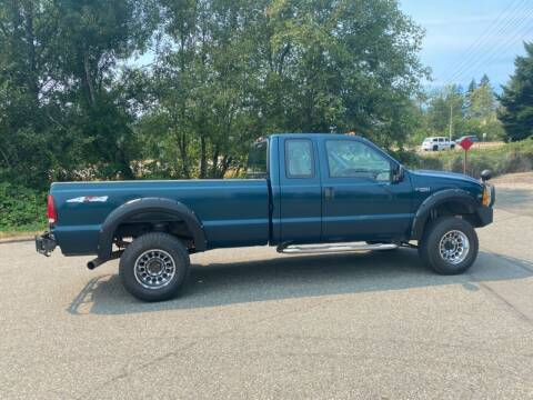 1999 Ford F-250 Super Duty for sale at Grandview Motors Inc. in Gig Harbor WA