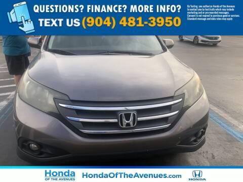 2012 Honda CR-V for sale at Honda of The Avenues in Jacksonville FL