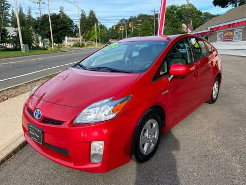 2010 Toyota Prius for sale at Auto Plus in Amesbury MA