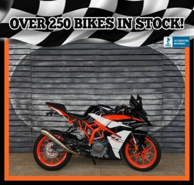 2017 KTM RC 390 for sale at Motomaxcycles.com in Mesa AZ