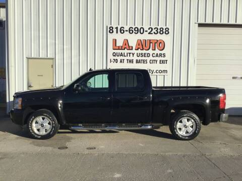 2010 Chevrolet Silverado 1500 for sale at LA AUTO in Bates City MO