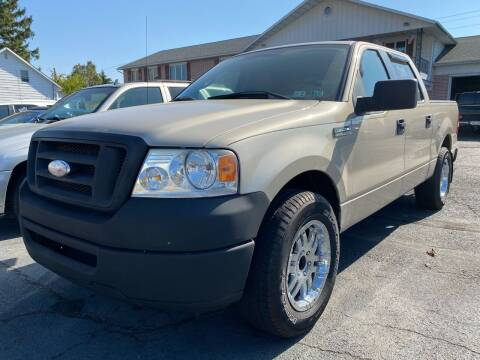 2008 Ford F-150 for sale at Rine's Auto Sales in Mifflinburg PA