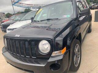 2008 Jeep Patriot for sale at Bizzarro's Championship Auto Row in Erie PA