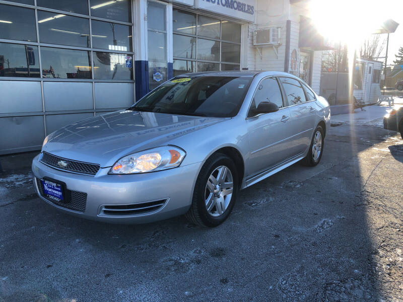 2013 Chevrolet Impala for sale at Jack E. Stewart's Northwest Auto Sales, Inc. in Chicago IL
