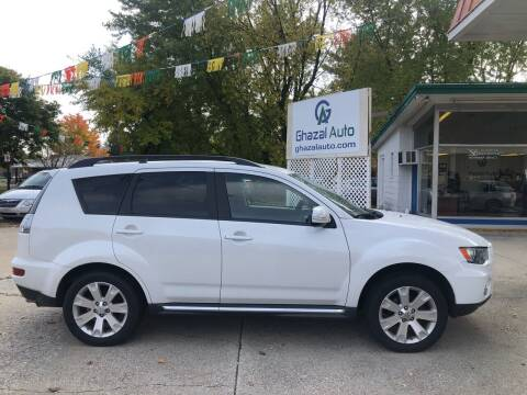 2010 Mitsubishi Outlander for sale at Ghazal Auto in Sturgis MI