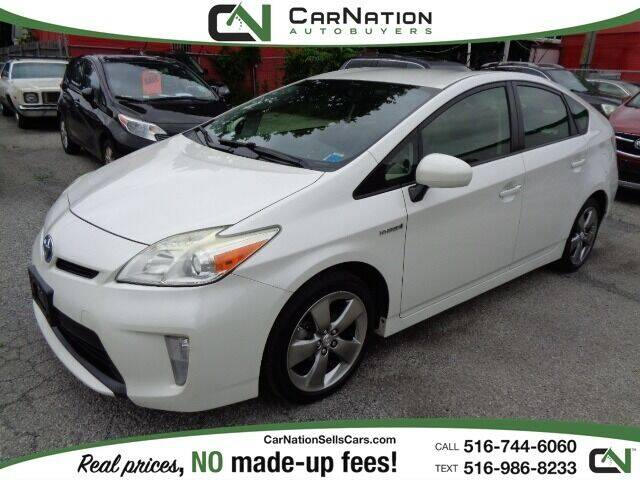 2013 Toyota Prius for sale at CarNation AUTOBUYERS, Inc. in Rockville Centre NY