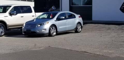 2013 Chevrolet Volt for sale at Elite Auto Brokers in Lenoir NC