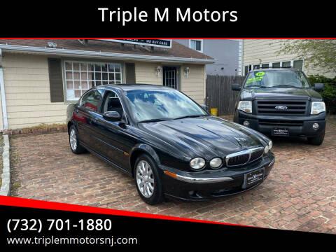 2002 Jaguar X-Type for sale at Triple M Motors in Point Pleasant NJ