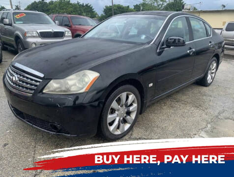 2006 Infiniti M35 for sale at Mid City Motors Auto Sales - Mid City North in N Fort Myers FL