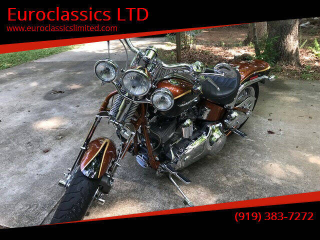 2008 Harley-Davidson Screamin Eagle for sale at Euroclassics LTD in Durham NC