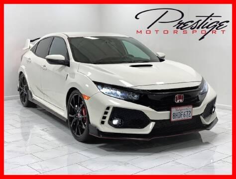 2019 Honda Civic for sale at Prestige Motorsport in Rancho Cordova CA
