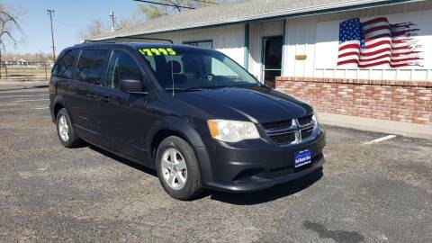 2011 Dodge Grand Caravan for sale at Sand Mountain Motors in Fallon NV