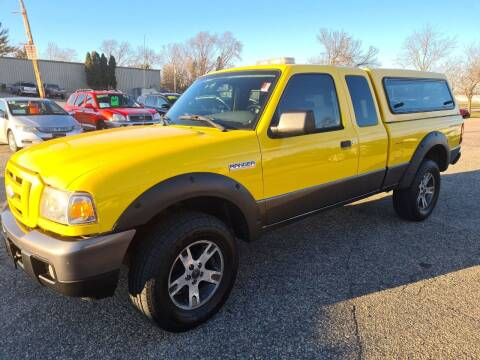2006 Ford Ranger for sale at River Motors in Portage WI