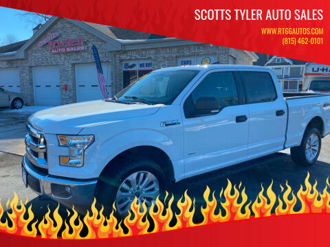 2015 Ford F-150 for sale at Scotts Tyler Auto Sales in Wilmington IL