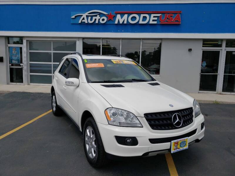2006 Mercedes-Benz M-Class for sale at AUTO MODE USA in Burbank IL