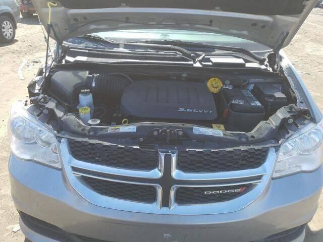 2014 Dodge Grand Caravan for sale at Discount Auto Mart LLC in Houston TX