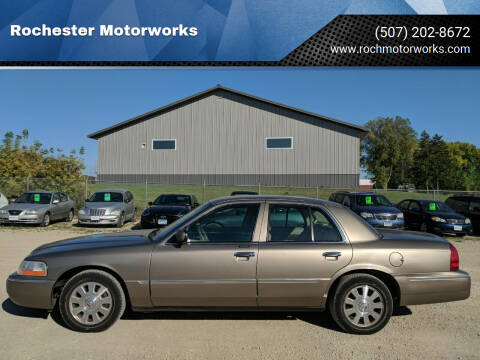 2005 Mercury Grand Marquis for sale at Rochester Motorworks in Rochester MN