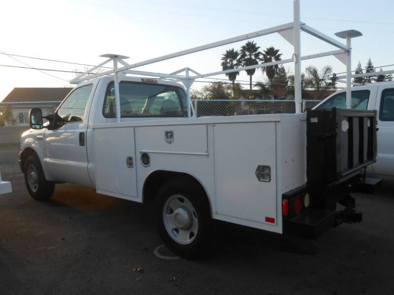 2007 Ford F-250 Super Duty for sale at Armstrong Truck Center in Oakdale CA