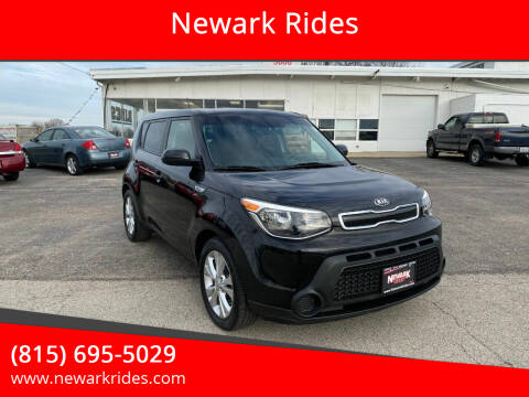 2015 Kia Soul for sale at Newark Rides in Newark IL