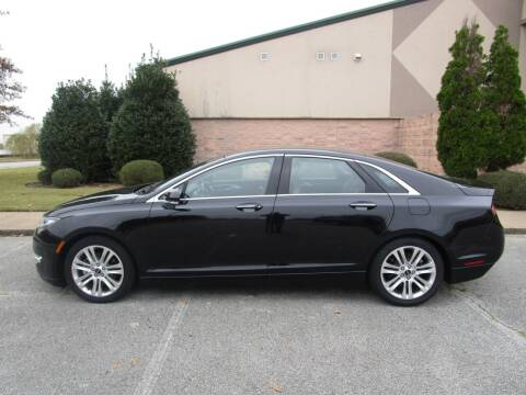 2016 Lincoln MKZ for sale at JON DELLINGER AUTOMOTIVE in Springdale AR