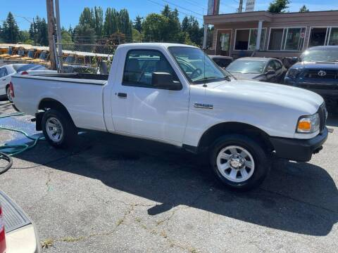 2008 Ford Ranger for sale at SNS AUTO SALES in Seattle WA