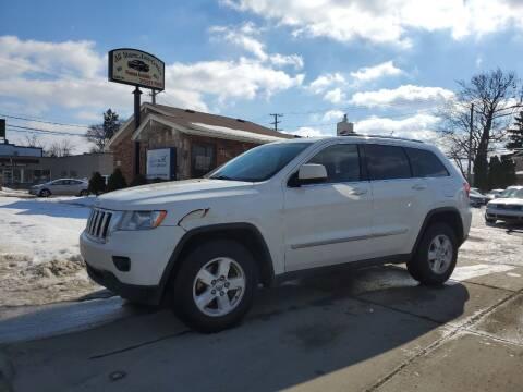2012 Jeep Grand Cherokee for sale at All Starz Auto Center Inc in Redford MI