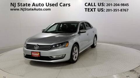 2015 Volkswagen Passat for sale at NJ State Auto Auction in Jersey City NJ