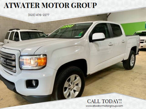 2015 GMC Canyon for sale at Atwater Motor Group in Phoenix AZ
