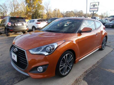2016 Hyundai Veloster for sale at High Country Motors in Mountain Home AR