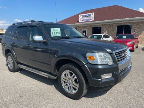 2010 Ford Explorer for sale at Honest Abe Auto Sales 1 in Indianapolis IN