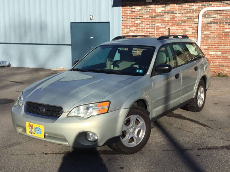 2007 Subaru Outback for sale at Granite Auto Sales in Spofford NH