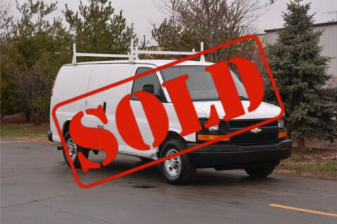 2009 Chevrolet Express Cargo for sale at Signature Truck Center in Crystal Lake IL