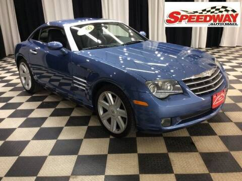 2005 Chrysler Crossfire for sale at SPEEDWAY AUTO MALL INC in Machesney Park IL