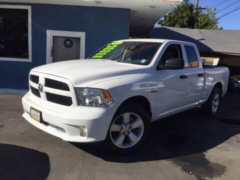 2014 RAM Ram Pickup 1500 for sale at 2955 FIRESTONE BLVD in South Gate CA