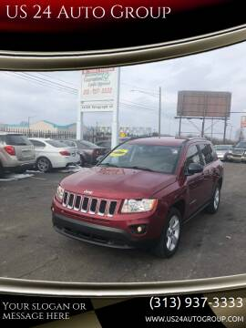 2011 Jeep Compass for sale at US 24 Auto Group in Redford MI
