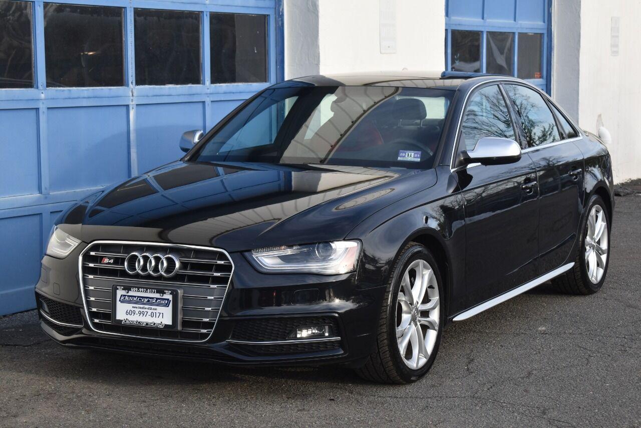 2013 Audi S4 3.0T quattro Premium Plus AWD 4dr Sedan 7A