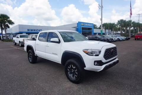 2021 Toyota Tacoma for sale at WinWithCraig.com in Jacksonville FL
